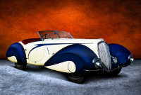 Delahaye 135 Competition Court Torpedo Roadster by Figoni et Falaschi, #48667, 1937